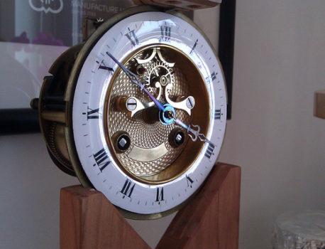 Horloge de Paris à échappement Brocot