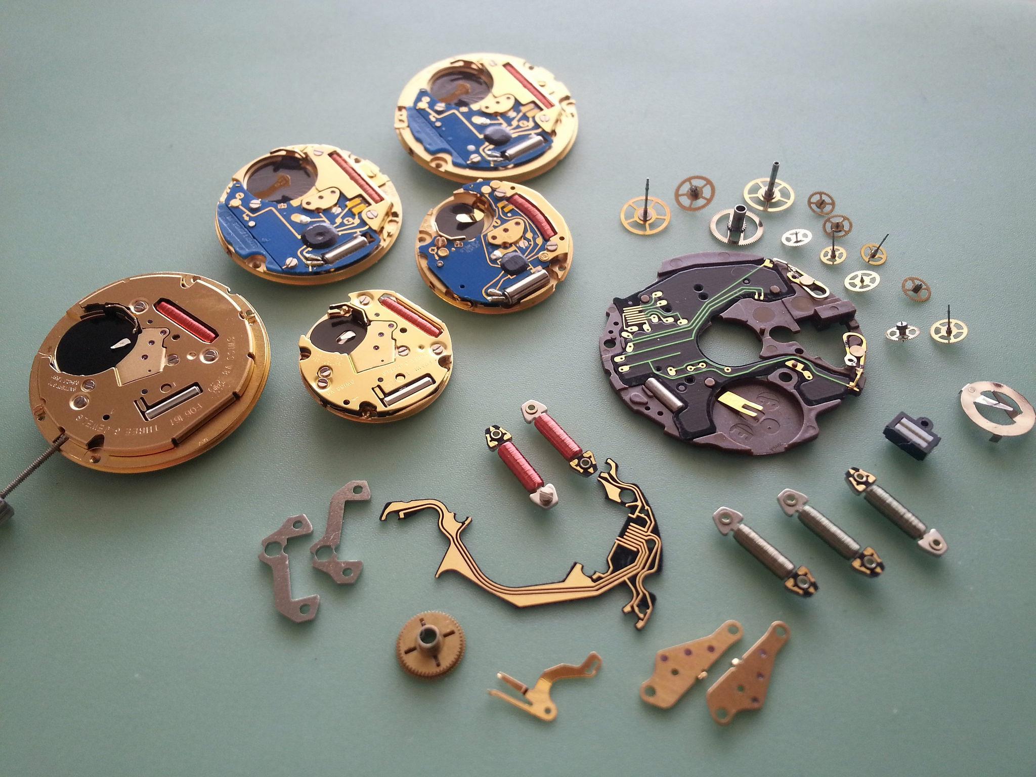 Ma montre est-elle une mécanique… ou une quartz ?